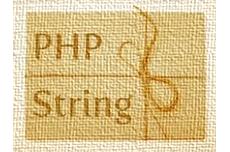 Строковые функции PHP